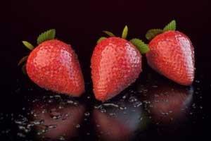 C4D模型 樱桃 草莓【模型】