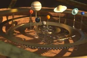 Orrery机械太阳系动画工程【Xpresso控制】