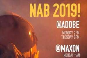 AK大神在NAB 2019上演讲的视频剪辑,体积雾插件Nebula 3D【资讯】【AE教程】