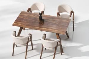 C4D模型 惭怍 桌子和椅子【模型】