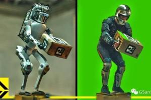 刷爆朋友圈的AI机器人人工智能短片幕后VFX花絮【资讯】