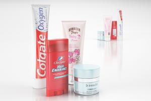 洗面奶、润肤霜化妆品C4D【模型】【高级群】