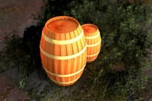木桶模型【模型】【高级群】