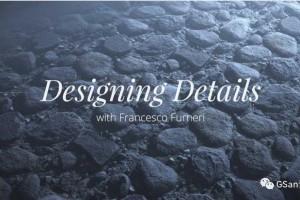 设计细节:使用Substance Designer进行程序性岩石详细信息【资讯】