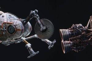 在Blender中太空飞船建模【资讯】