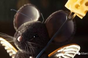 利用C4D&OCtane渲染器制作一只老鼠【教程】