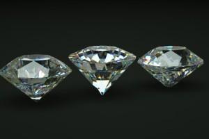 C4D模型  钻石模型 珠宝 OCtane渲染【模型】