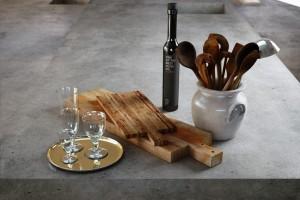 3D模型 厨房餐具模型 酒杯 案板 勺子 酒瓶 餐具【模型】