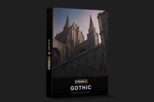 Kitbash3D-Gothic 哥特建筑
