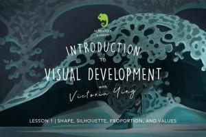 绘画视觉发展概论【Schoolism - Introduction to Visual Development - Victoria Ying - Taitosan】【教程】