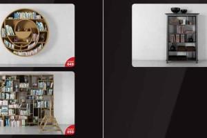 【80个书柜模型】【家装图书模型】【3D MAX】【Evermotion - Archmodels Vol.179】【模型】