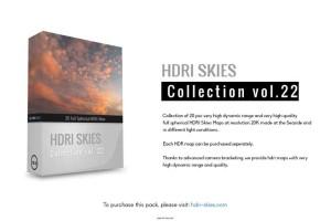 【HDRI 天空】【HDRI Skies pack 22】【HDRI】