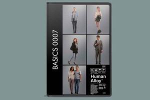 商务人物模型【Human Alloy Basics 0007】