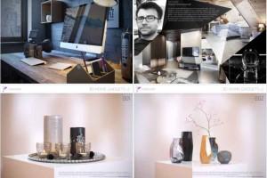 100个装饰物品模型【Viz-People - 3D Home Gadgets V 2】【模型】