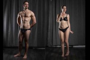 男女众多照片素材【Mage Reference】【图片素材】