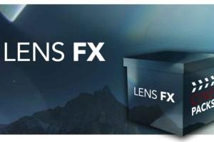 光斑视频素材【CinePacks-Lens.FX.1】