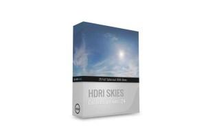 晴天HDR贴图【HDRI Skies pack 24】