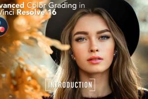 达芬奇16.1的高级颜色分级调色【Ripple Training - Advanced Color Grading in DaVinci Resolve 16.1】