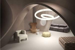 现代室内 环境 沙发模型【cgtrader - BeInspiration 69】