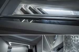 200个 5K 未来场景图片素材【Photobash - Futuristic Interiors】