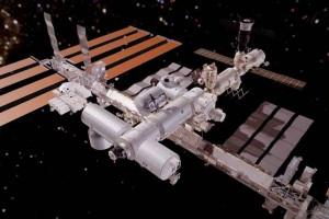 美国 英国空间站模型【NASA International Space Station】