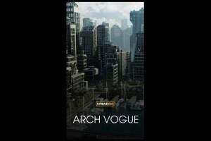 Kitbash3D 时尚大楼模型【Kitbash3D-Arch-Vogue-Complete】