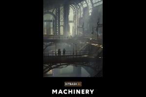 Props: Machinery【道具:机械】