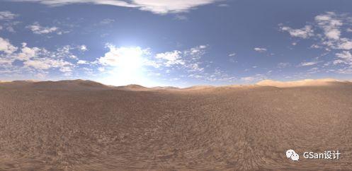 全套HDRI天空贴图 CGAxis的HDRI天空系列