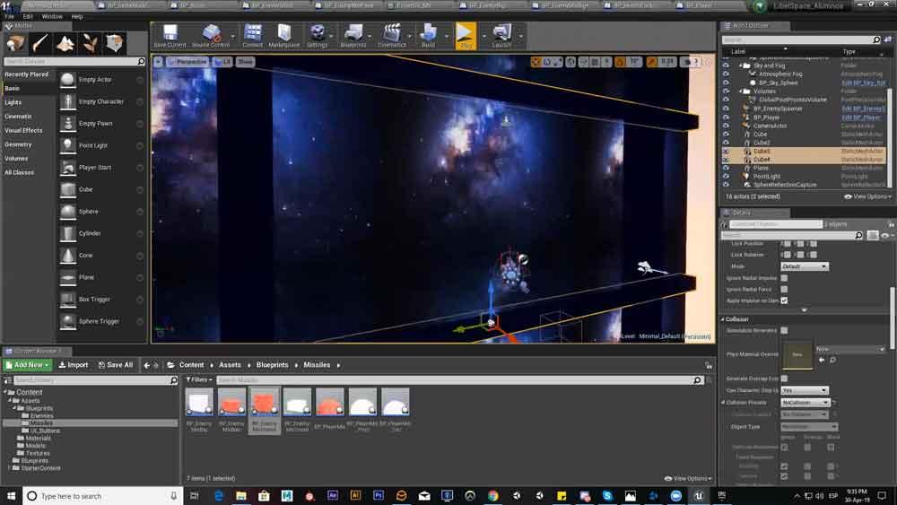 Mi Primer Videojuego En Unreal Engine 4【教程】