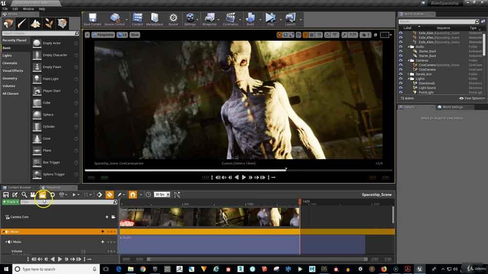虚幻引擎4中的3D角色动画【Introduction To 3D Character Animation in Unreal Engine 4】【教程】