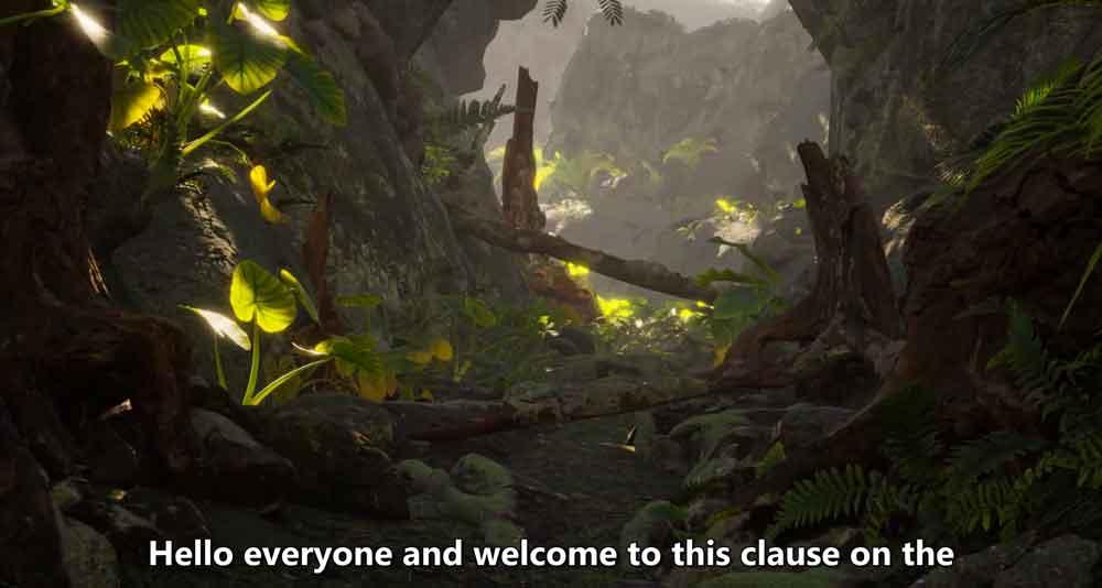 UE4 写实场景制作教程【Skillshare - Easily Create Captivating Environments in Unreal Engine】